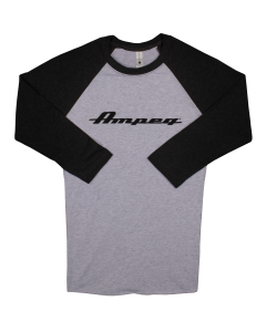 Tri-Blend Raglan Long Sleeve (Grey)
